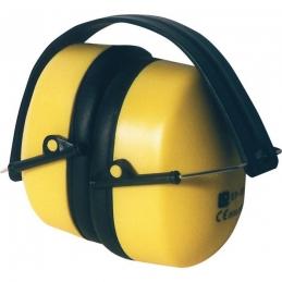 Casque Anti-bruit pliable - Jaune - 30 dB - OUTIBAT
