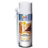 Mousse polyuréthane + gants -500 ml - PVM