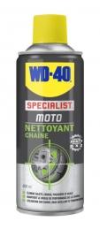 Nettoyant chaîne - Spécial moto - 400 ml - WD-40