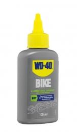 Lubrifiant chaîne conditions sèches - Spécial vélo - 100 ml - WD-40 BIKE