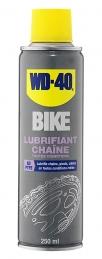 Lubrifiant chaîne toutes conditions - Spécial vélo - 250 ml - WD-40 BIKE