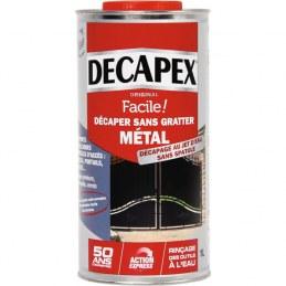 Décapant métal sans gratter - Décapex Métal - 1 L - DECAPEX