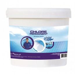 Chlore permanent - Longue durée - 5 Kg - EDG