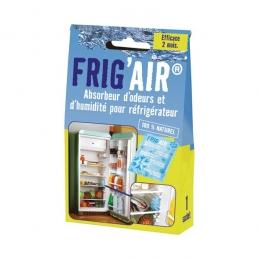 Absorbeur d'odeurs et d'humidité pour réfrigirateur - 30 Grs - MANKA