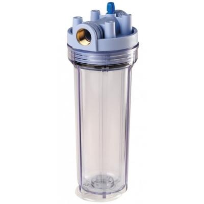 Conteneur pour filtration de l'eau - Filetage 20 / 27 mm - GF Water Filtration