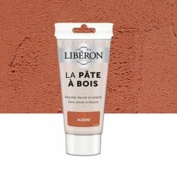 Pâte à bois - Acajou - 150 Grs - LIBERON
