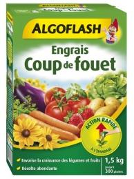 Engrais Coup de Fouet - 1.5 Kg - ALGOFLASH