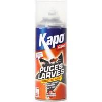 Aérosol foudroyant puces et larves - 200 ml - KAPO