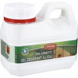 Gel décapant Dilunett - 500 ml - OWATROL