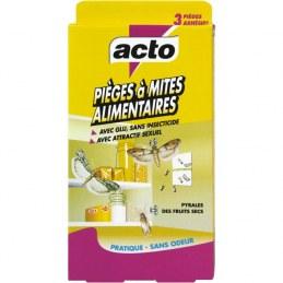Pièges Anti-mites alimentaires - ACTO