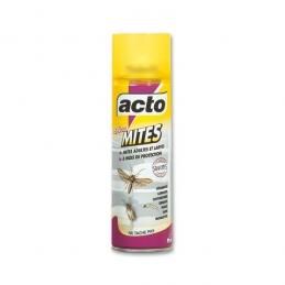 Aérosol anti-mites spécail textiles - 300 ml - ACTO