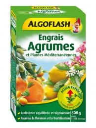 Engrais Agrumes et Plantes Méditerranéennes - 800 Grs - ALGOFLASH