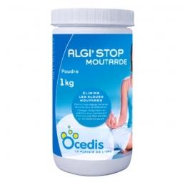 Traitement contres les algues moutarde - Algi'Stop Moutardeen poudre - 1 Kg - OCEDIS