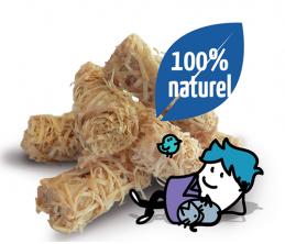 Allume feu - Allum'Express - 100 % Naturel - Laine de bois - WOODSTOCK