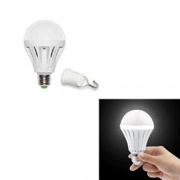 Ampoule anti-coupure et nomade LED SMD - E27 - 7W - FOXLIGHT