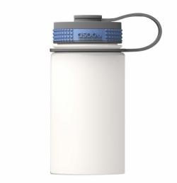Gourde isotherme Mini Hiker - Double paroi - Blanc - ASOBU