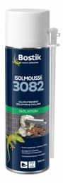 Mousse polyuréthanne expansive - Isolmousse 3082 - 500 ml - BOSTIK