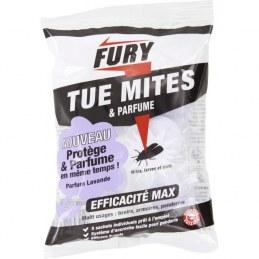 Billes tue mites - Parfum Lavande - 160 g - FURY