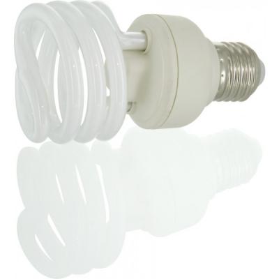 Ampoule Fluocompacte - Spirale - E27 - 20 W - 1152 lumens - DHOME