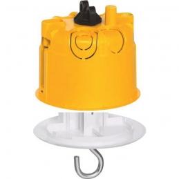 Boîte à encastrer Batibox plaque de plâtre + fiche pour luminaire - Ø67mm - LEGRAND