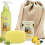 Bain, savons et soins du corps