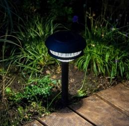 Borne solaire LED - 5 Lumens - Lot de 4 - DURACELL