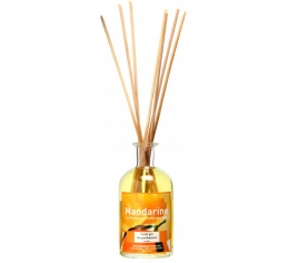 Bambous parfumés - Mandarine - 100 ml - LAMPE DU PARFUMEUR