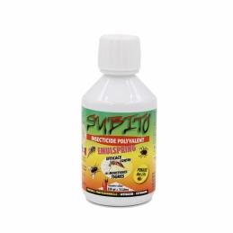 Insecticide polyvalent Emulspring - à base de pyréthrinoïdes - 250 ml - SUBITO
