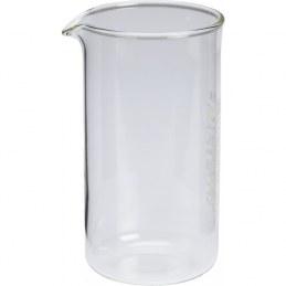 Verre rechange 3 tasses Bodum - Pour cafetière - Diamètre 7 cm - BODUM