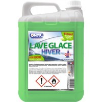 Lave-glace dégivrant écologique - Hiver - 5 L - ONYX