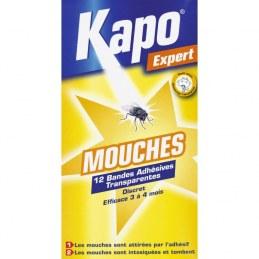 Bandes Adhésives Transparentes Anti-Mouches - KAPO