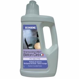 Shampoing brillant pour béton ciré - 1 L - ECOGENE