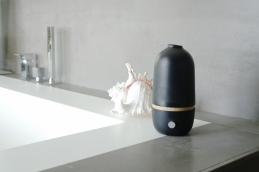 Diffuseur d'huiles essentielles par nébulisation - BO Black - INNOBIZ