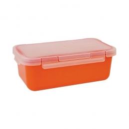 Récipient hermétique - Rectangulaire - Mobility - Orange - 0.75 L - VALIRA