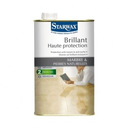 Brillant haute protection pour marbre - 1 L - STARWAX