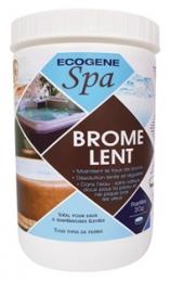Brome lent pour spa - Pastille de 20 Grs - 1 Kg - ECOGENE