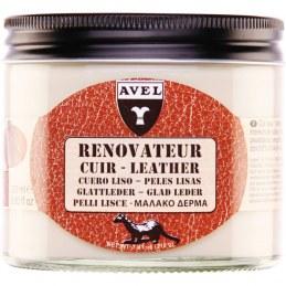Baume rénovateur pour le cuir - Incolore - 250 ml - AVEL