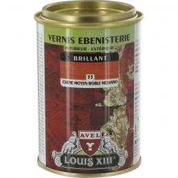 Vernis ébénisterie - Brillant - Chêne moyen - 250 ml - AVEL