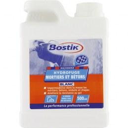 Hydrofuge liquide - Imperméabilisation des fondations - 500 ml - BOSTIK