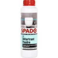 Détartrant - Poudre - Spécial WC - 750 gr - SPADO