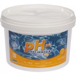 Correcteur de pH - Effet immédiat - 5 Kg - EDG