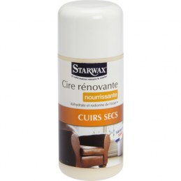 Cire nourissante pour cuir - 200ml - STARWAX
