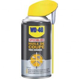 Huile de coupe Tous usinages - 250 ml - WD-40 Spécialist
