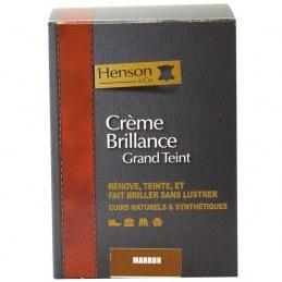 Créme brillance grand teint henson - Marron - GERLON