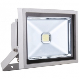 Projecteur LED étanche et inclinable - 20 Watts - DHOME