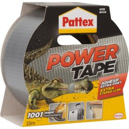 Adhésif super-puissant Power Tape de PATTEX - 10 m - Gris