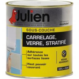 Sous-couche pour Carrelage / verre et stratifié - 500 ml - JULIEN