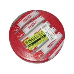 Couronne de 100 M - Rouge - H07 V-U 2,5 mm² - ELECTRALINE