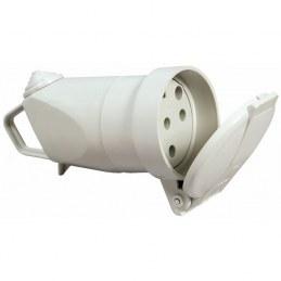 Fiche plastique Plexo femelle - 3P + N + T - 20 A - LEGRAND