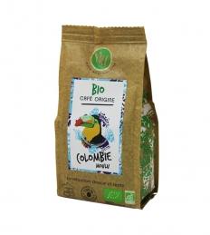 Café Bio moulu - Colombie- 125 Grs - MAISON TAILLEFER